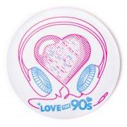 Chapa Love the 90s music blanca