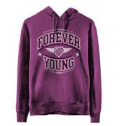 Sudadera-Forever-Young-Morada