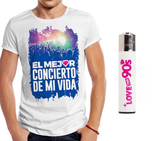 camiseta-el-mejor-concierto-blanca-azul-mechero