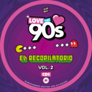 CD Recopilatorio Love the 90's Vol. 2